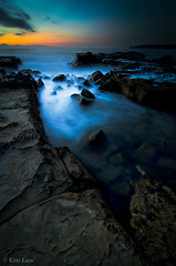 Canal funnel (Bluemonkey08) Tags: sunrise newcastle australia nsw merewether ericlam burwoodbeach d7000 tokina1116mmf28atxpro bluemonkey08 nikond7000
