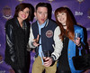 Eva Jane Gaffney, Evan Doherty, Lisa Marie McCarroll, VVIP Awards 2012 at Andrews Lane Theatre - Arrivals Dublin, Ireland - WENN.com Video here