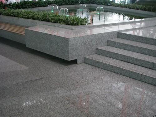 pisos granito pulido