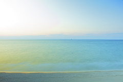 d120112178 (araget) Tags: 鹿児島県 海 空 波 砂浜 水平線 東シナ海 gettyimagesjapanq4 日置市