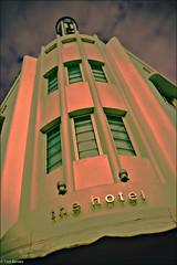 "The Tiffany, Miami Beach  aka ""The Hotel"" (tombarnes20008) Tags: leica florida architect m8 artdeco miamibeach thehotel 1939 toddoldham tiffanyhotel lmurraydixon 801collinsavenue"