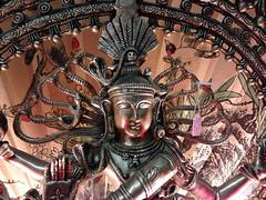 Shiva Lord of Dance ~ Nataraja Brass Statue Buddha Shop Albury (andybear) Tags: dance god lord shiva hindu nataraja