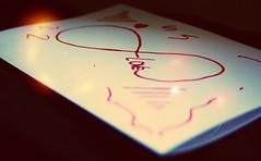 """∞ - Love"" (Ymugen) Tags: love canon draw infinite mugen 1000d"