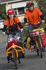NET Bikes (EthanPDX) Tags: bikes cargo bicycles disaster bullitt mundo response yuba
