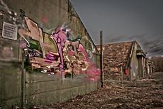 Category C (Cowboy 55) Tags: abandoned graffiti nikon exploring dump tokina ammo hdr urbex 1116mm d300s