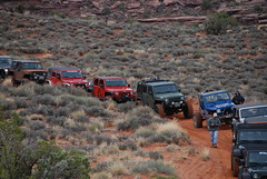 Each rig a distinct look... (metalcloak) Tags: moab easterjeepsafari2012 cloakgallery