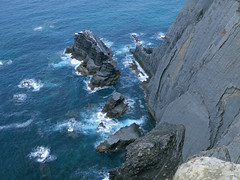 Felsen an der Steilkste (fotoculus) Tags: portugal coast rocks algarve steilkste felsen westkste costavicentina torredeaspa
