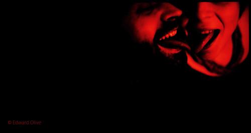 Devils in red  - 2009 - Fotografia analogica artistica bodas Madrid Espa�a Barcelona Costa del Sol