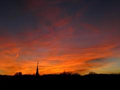 IMG_0410 b (Traud) Tags: sunset germany bayern deutschland bavaria abend sonnenuntergang laufensalzach