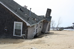 After Sandy. Mantoloking (ktmqi) Tags: nature newjersey sandy hurricane jerseyshore oceancounty distruction superstorm