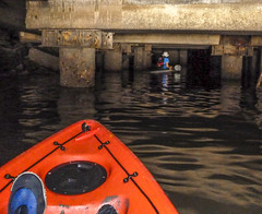 Milf Kayak to the Outflow (darkday.) Tags: urban woman hot sexy water danger dark underground dangerous kayak extreme paddle entrance deep australia brisbane adventure drain explore urbanexploration enjoy qld queensland 100th lowtide exploration milf tidal stormdrain ue stormwater urbex outflow aquashoes easyentry