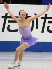 Figure Skating (nicholowivan) Tags: skating figure figureskating worldchampion maoasada