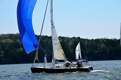 2014 O.L. Shultz Alive Hospice Cruiser Regatta - J/100 (seantheriot) Tags: old lake club sailboat island harbor sailing nashville yacht tennessee sail hickory j100 hiyc