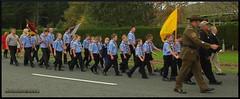 2014 ANZAC Day Memorial Service, Tinui, NZ. (Lyndon (NZ)) Tags: newzealand people rural memorial war military scouts service cubs anzac scouting masterton wairarapa 2014 rimutaka tinui terunga