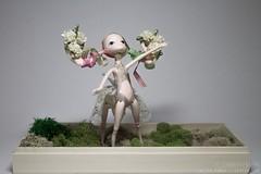 Flower Baby (zaflikescreepydolls) Tags: ball ada doll bjd chateau jointed