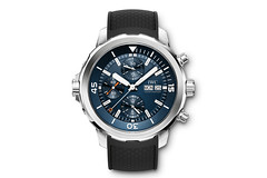 IWC Aquatimer CHRONOGRAPH Edition Expedition Jacques Yves COUSTEAU