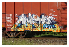 Cuate (All Seeing) Tags: db wa f2 stm fbi wab booyah fact rtd flyid wallhaters weridebytrain wrbt otexano railsiderebellion benchingmexico autorackkillers