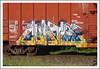 Cuate (All Seeing) Tags: db wa f2 stm fbi wab booyah fact rtd flyid wallhaters weridebytrain wrbt otexano railsiderebellion benchingmexico autorackkillers