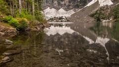Lake Twenty Two (rich trinter photos) Tags: lake washington alpine mountainlake mountainloophighway laketwentytwo
