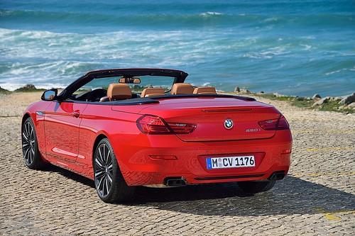 BMW 6 Series Convertible LCI (F12)