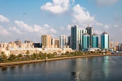 Sharjah, (United Arab Emirates) , at left the suq (Frans.Sellies) Tags: uae souk sharjah souq unitedarabemirates suq  img8668