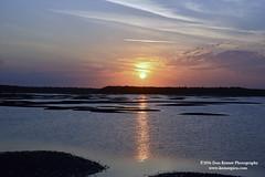 Moses Creek Sunset 2 (Krnr Pics) Tags: sunset florida crescentbeach staugustine mosescreek krnrpics kernerpics