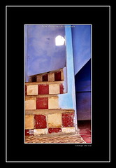 "DETALLES CHAUNES (CODIGO DE LUZ ""El Fotgrafo"") Tags: chaouen chefchaouen marruecos escalones azules nortedemarruecos azulndigo pepegutierrez pgutierrez cdigodeluz elrif"