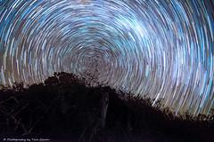 StarTrailShedEdit-2 (Photography By Tara Gowen) Tags: longexposure sky night stars nikon australia wideangle tokina startrails southernsky taragowen photographybytaragowen