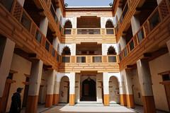 Fes El Bali Morocco-Restored Fondouk.1-2016 (Julia Kostecka) Tags: morocco medina fes fondouk feselbali