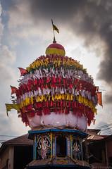 Divine (ramprasadlg6969) Tags: travel sky faith divine celebrations chariot