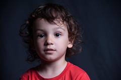Marcian in studio (Dimitrie Postelnicu) Tags: camera boy portrait studio kid nikon flash off portraiture strobo sb28 strobist 70300vr d700 colorat studioul