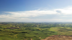 The Palouse Panorama (J9KEWA) Tags: landscape circularpolarizer panorama