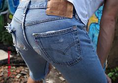 jeansbutt9881 (Tommy Berlin) Tags: men ass butt jeans ars levis