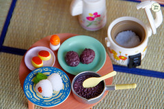 Grandparents' Home (Ylang Garden) Tags: house home rice telephone grandparents apricot rement cooker salted umeboshi