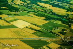 TGV (Lucy Burtin) Tags: field landscape outdoor aerial