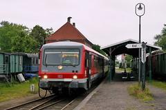 P2320707 (Lumixfan68) Tags: 628 eisenbahn db bahn schnberg hein vt deutsche regio triebwagen baureihe dieseltriebwagen verbrennungstriebwagen westfrankenbahn