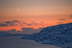 Evening at the sea (bedtime story) (Paatus//) Tags: winter sea norway arctic lapland winterlight northcape arcticsea flickrsfinestimages1 flickrsfinestimages2