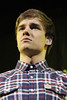 Liam Payne One Direction performs on stage at The Air Canada Centre as support for Big Time Rush. Toronto, Canada