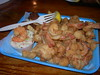 Shrimp & Scallops Dinner