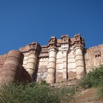 "Meherangarh Fort <a style=""margin-left:10px; font-size:0.8em;"" href=""http://www.flickr.com/photos/14315427@N00/6816026492/"" target=""_blank"">@flickr</a>"