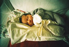 (golfpunkgirl) Tags: uk baby london home lomo lomography birth 17mm avaisabella lcwide avaat5days