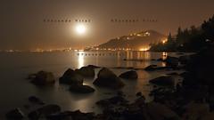 Bariloche Nocturna (Facu551) Tags: moon night noche luna bariloche nocturno denoche patagoniaargentina sancarlosdebariloche cuartomenguante facundovital naturalezasur
