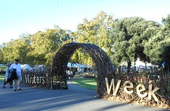Writers Week Entrance