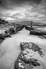 Safety Cove II Mono (andrewfuller62) Tags: blackandwhite bw monochrome mono tasmania portarthur tasmanpeninsula safetycove nikond700 nikkor1735mmf28ded hitech06gndsoft