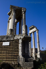 """Roman Forum • <a style=""""font-size:0.8em;"""" href=""""http://www.flickr.com/photos/89679026@N00/6834156576/"""" target=""""_blank"""">View on Flickr</a>"""