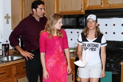 Conrad Gonzales, Sarah Clark, & Allison Wright Wood on the set for the short film, STEP MOMMY (gothicfilms) Tags: scarlet dolphin films mommy gothic step waters twitchy flix underdogs sarahclark allisonwrightwood conradgonzales
