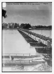 Servian prisoners cross Save [i.e., Sava] River near Neusatz  (LOC) (The Library of Congress) Tags: bridge serbia wwi worldwari serbs libraryofcongress balkans pontoon serbians xmlns:dc=httppurlorgdcelements11 dc:identifier=httphdllocgovlocpnpggbain18269