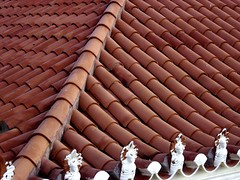 roof tiles, a peaceful image between crisis in Greece (dimitra_milaiou) Tags: life above roof red people white art lines architecture real island greek design living photo europe view shot sony traditional politics hellas athens line greece tiles hora tradition emotions crisis chora andros cyclades athina 2012 dimitra linescurves  dscp93a        milaiou