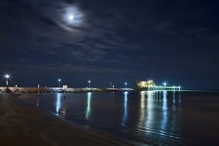 Galveston County Pier