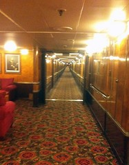 Queen Mary - hallway (ron.zima) Tags: our children for coach air free clean vehicles health carbon co2 asthma dioxide al macphee vicki change global warming climate expo green kids pat go air brian motor network clean dad childrens hockey ron industries robertson bowman uma idlefree zima idle macphee ziska gillis chato mci